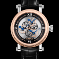 Speake Marin Cabinet Des Mysteres Mechanical Art Triad 42 mm Gold Bezel