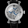 Speake Marin Cabinet Des Mysteres Mechanical Art Triad 42 mm Steel