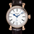 Speake Marin J - Class Resilence 42 mm Red Gold with Baguette Diamonds