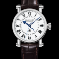 Speake Marin J - Class Serpent Calendar 38 mm Steel
