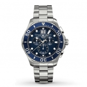 TAG Heuer Aquaracer 300m Grande Date Chronograph 43 mm