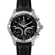TAG Heuer Aquaracer Calibre S 1/100TH Sec Electro-Mechanical Chronograph 43 mm