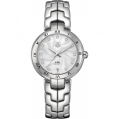 TAG Heuer Link Diamond Dial and Roman Numeral Bezel