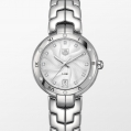 TAG Heuer Link Diamond Dial Roman Numeral