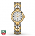 TAG Heuer Link Roman Numeral Dial Steel and Gold