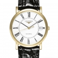 The Longines Elegant Collection - Prestige Gold