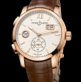 Ulysse Nardin Functional - Dual Time Manufacture