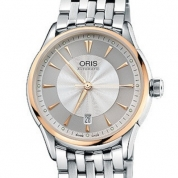 Oris Culture Artelier Date Automatic Rose Gold