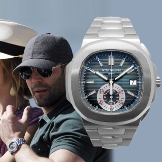 Jason statham watches collection spotted dreamchrono watchspotting for Jason statham rolex explorer