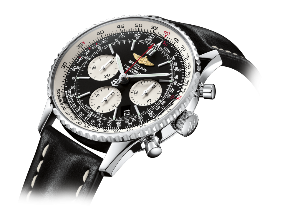 Chronograph - Breitling Navitimer