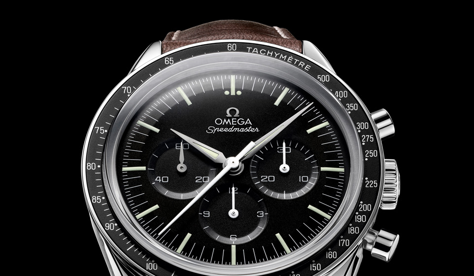 Chronograph - Omega Speedmaster