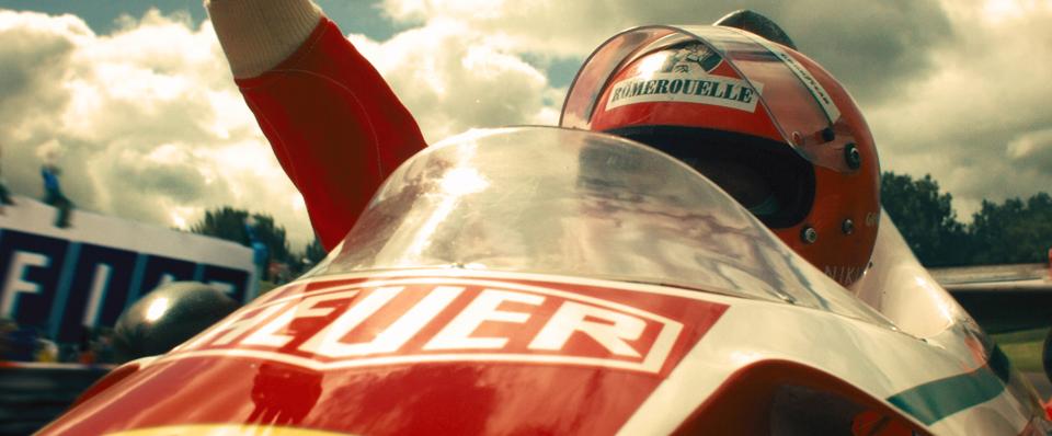 Tag Heuer Rush - Sponsoring F1
