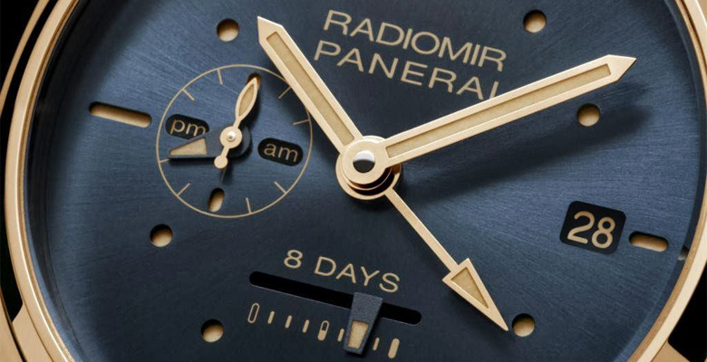 Panerai Radiomir 8 Days GMT