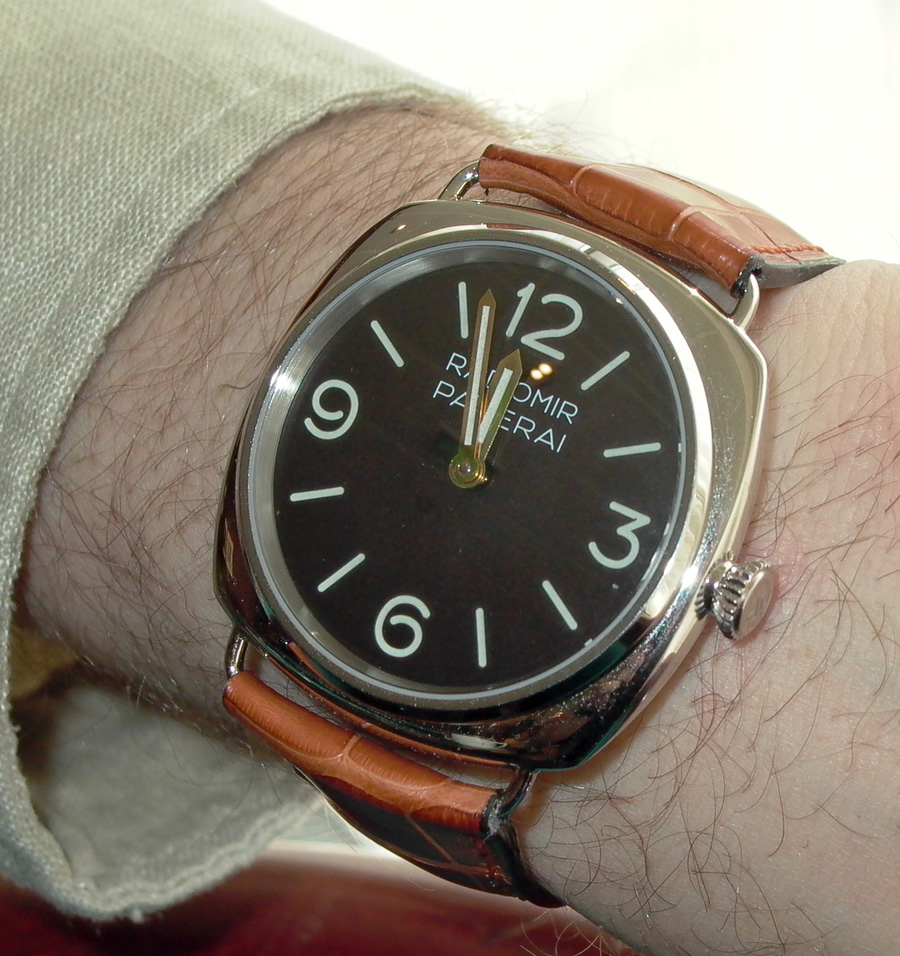 Collecting Watches - Panerai - Radiomir