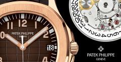 Patek Philippe 5167 - Aquanaut Rose Gold