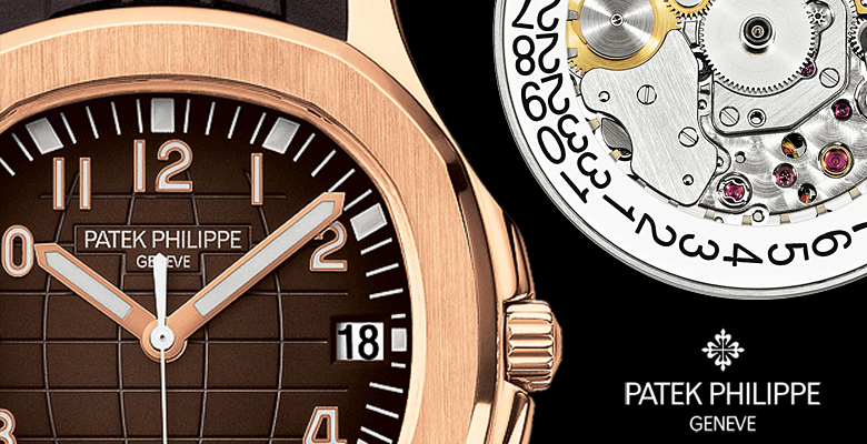 Patek Philippe 5167 - Aquanaut Rose Gold