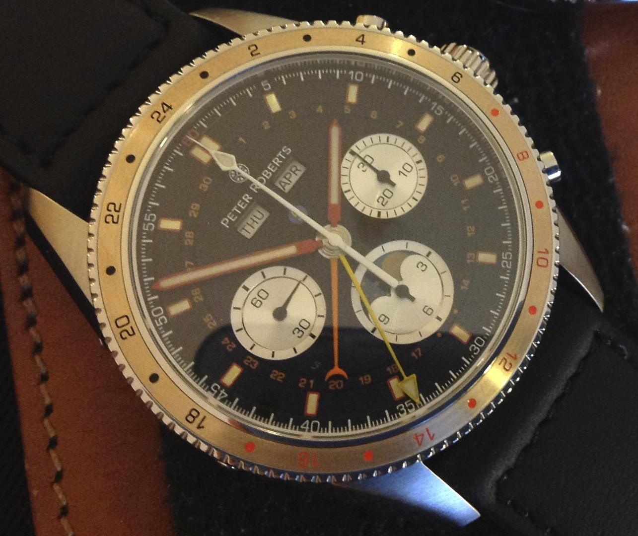 Peter Roberts Concentrique Grand Complication 5