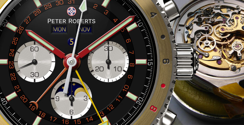 Pete Roberts Concentrique Grand Complication 5