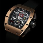 Richard Mille RM011 - Rose Gold