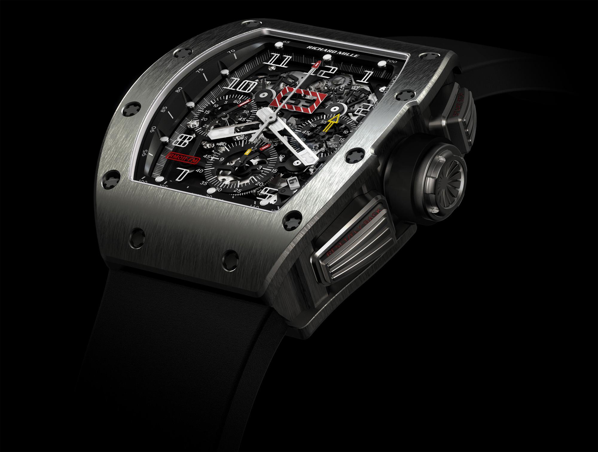 Richard Mille RM011 Flyback Chronograh