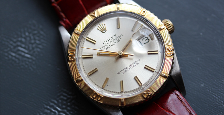Rolex Turn O Graph For Sale