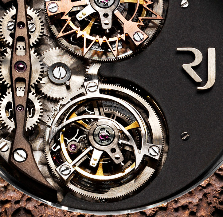 Romain Jerome Titanic-DNA - Day & Night Tourbillon