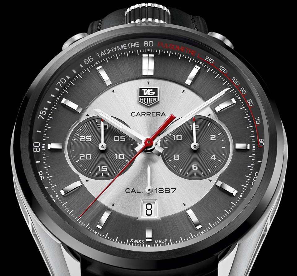 TAG Heuer Carrera Calibre 1887 Jack Heuer 50th Anniversary Edition