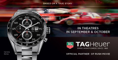 Tag Heuer Rush Movie