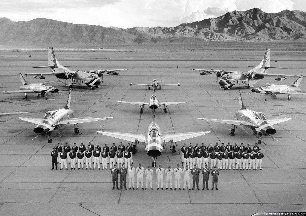 Thunderbird - Acrobatic Team