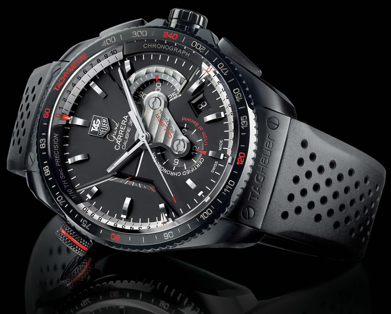 Watch Collecting Guide (TAG Heuer Grand Carrera)