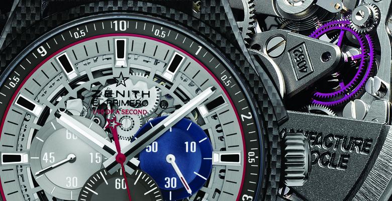 Zenith El Primero Lightweight