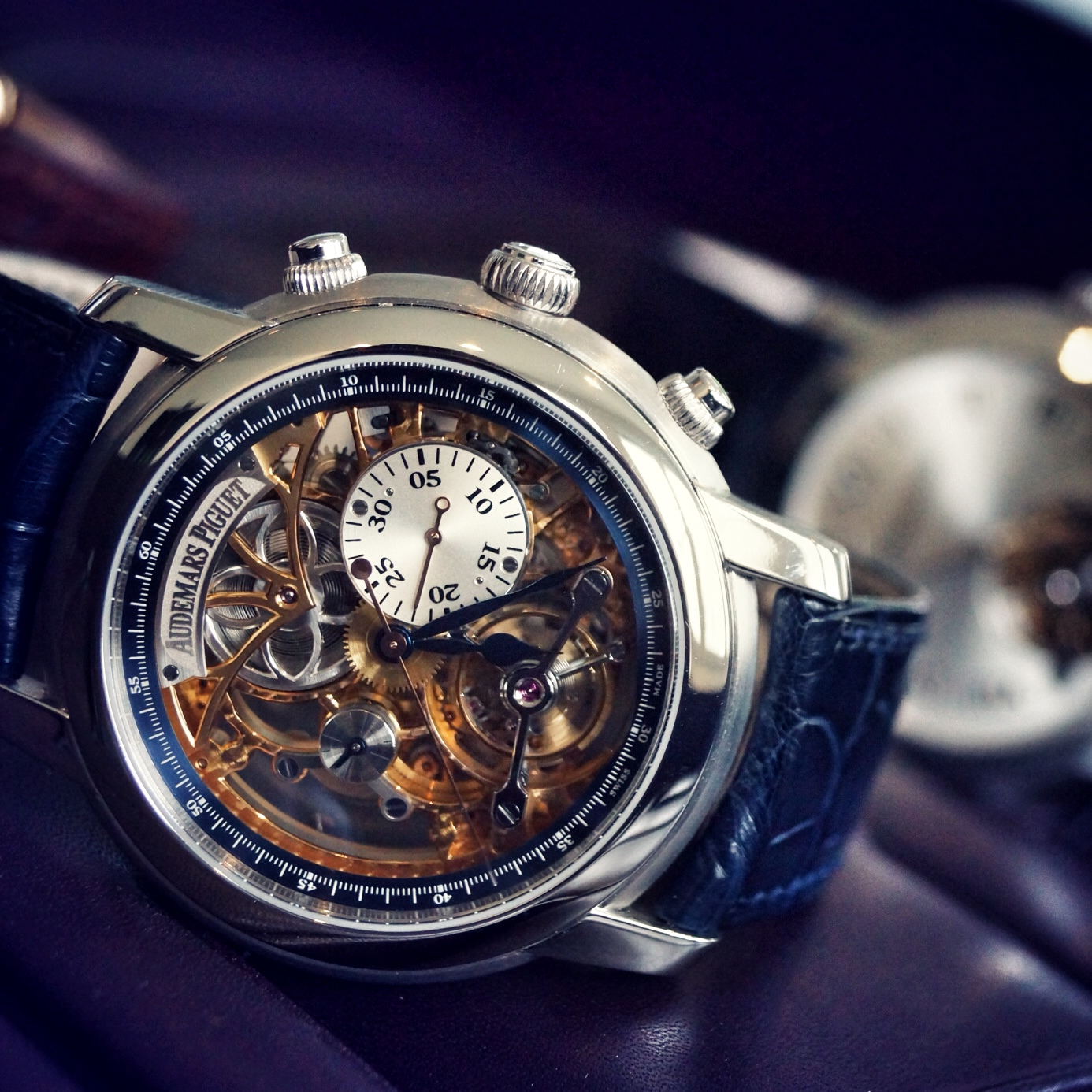 Tourbillon Watch: Audemars Piguet