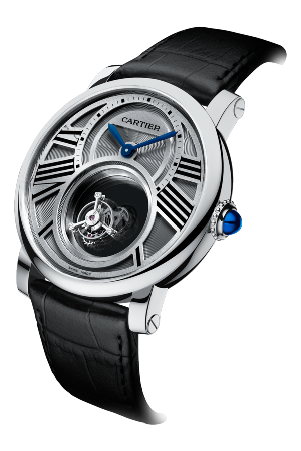 Cartier 'Mystery' Tourbillon