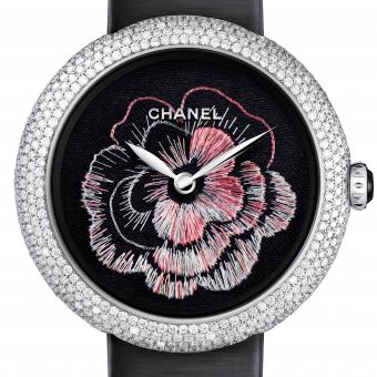 Chanel Mademoiselle Prive Camelia Brode