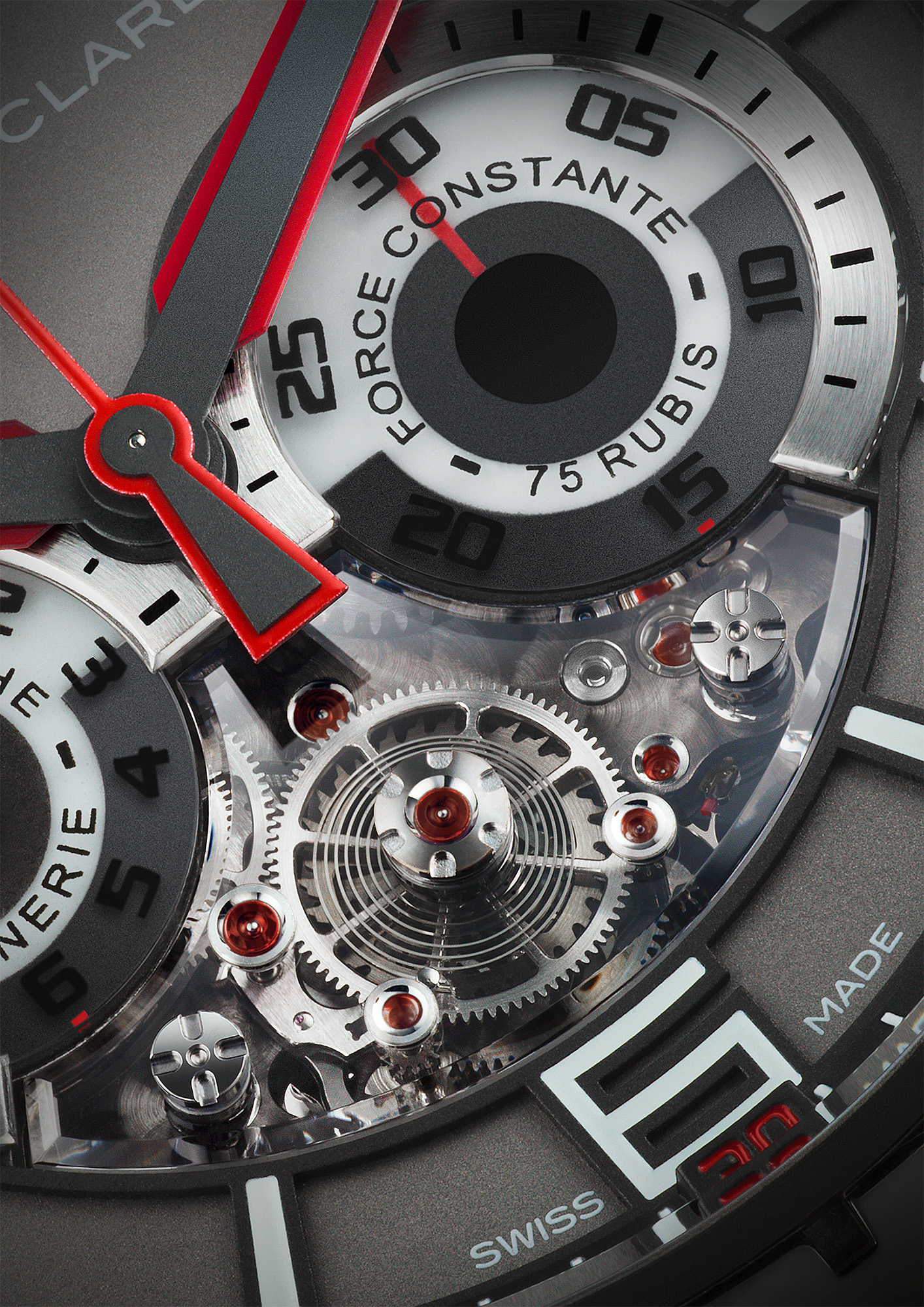Christophe Claret Kantharos - Close Up