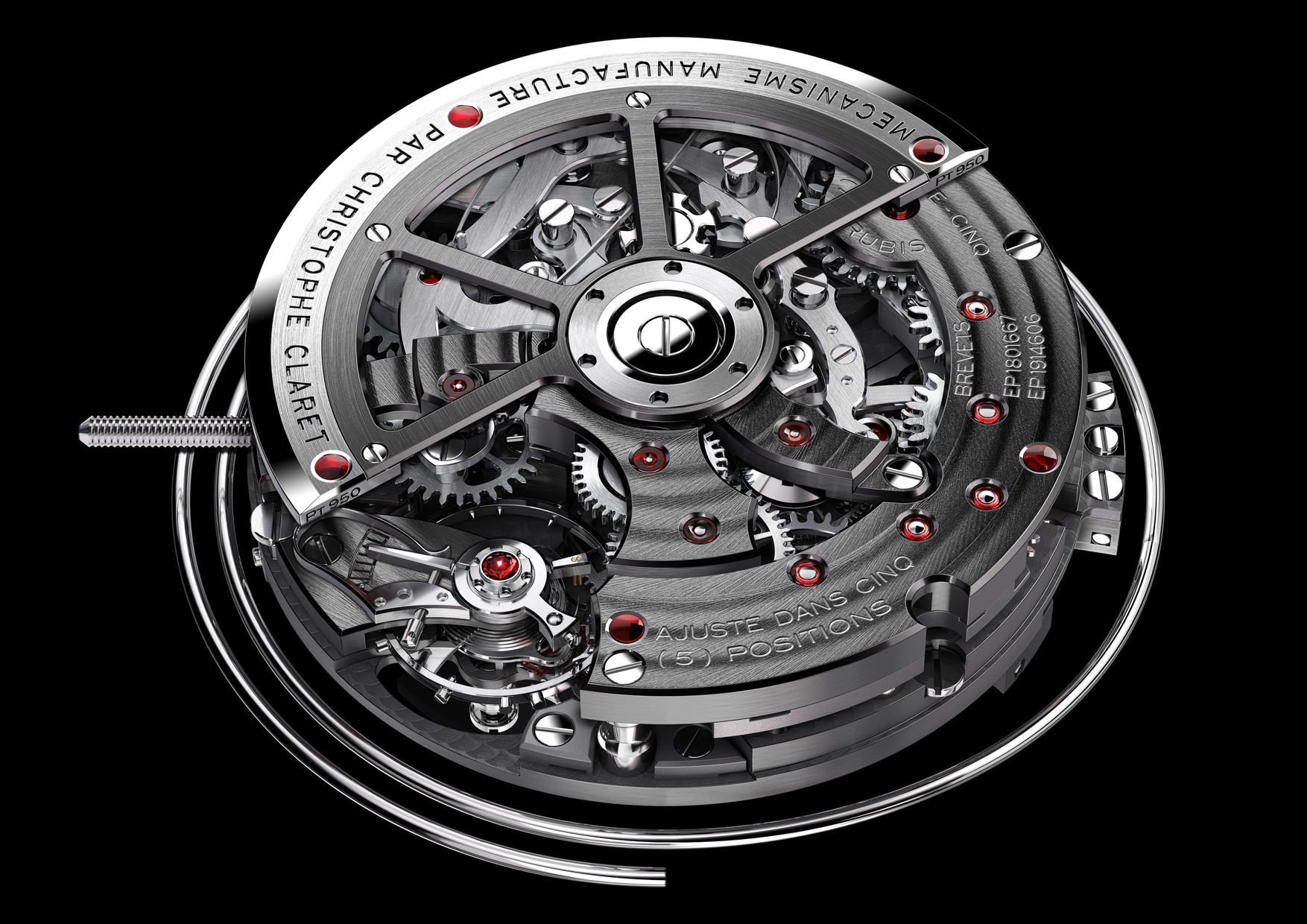 Christophe Claret Kantharos - Movement