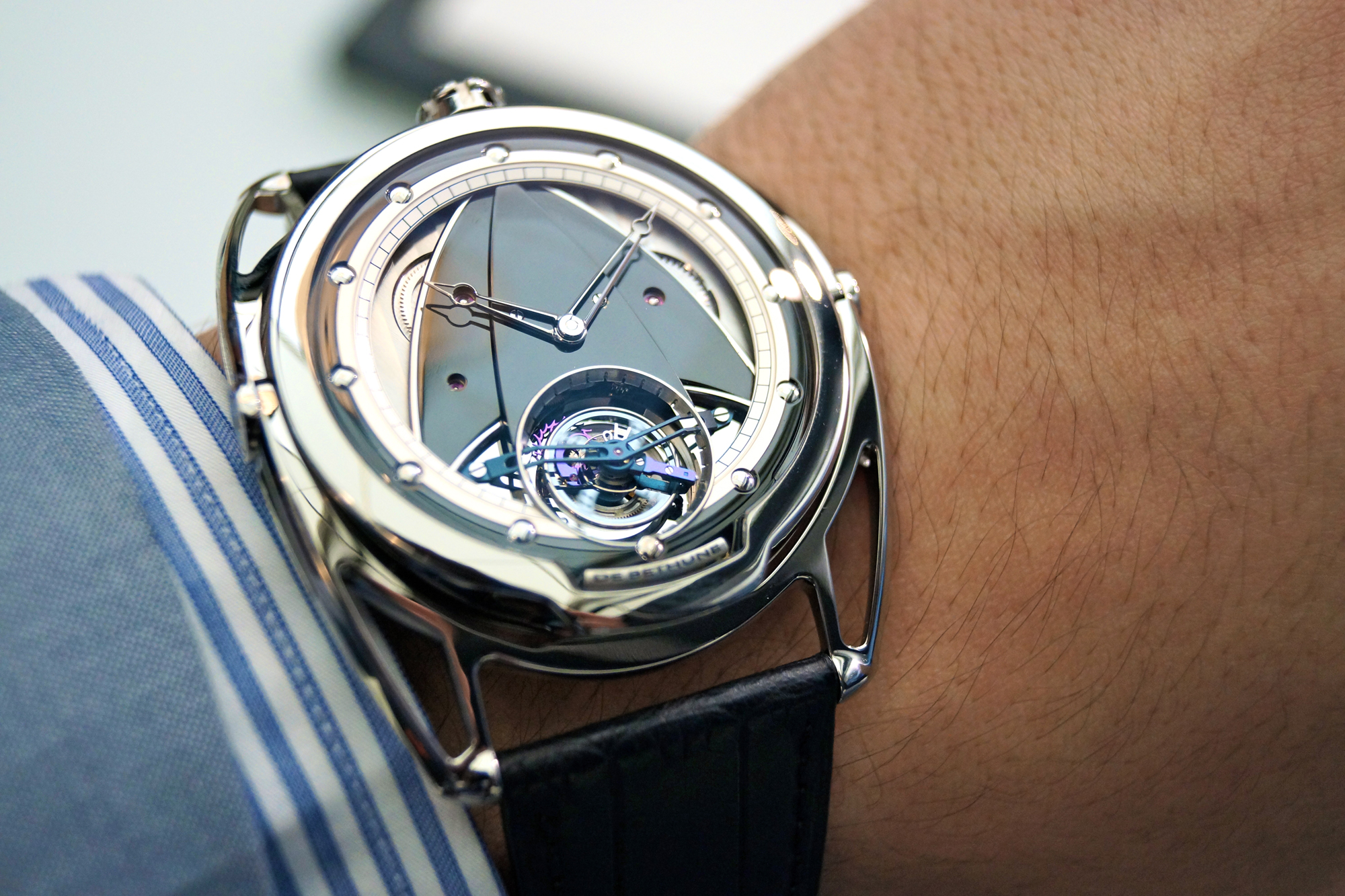 Tourbillon Watch: De Bethune DB28