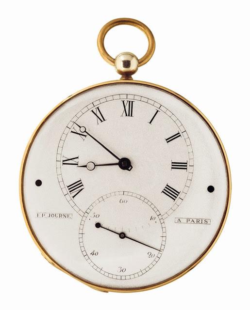 First F.P. Journe Tourbillon Pocket Watch (1983)
