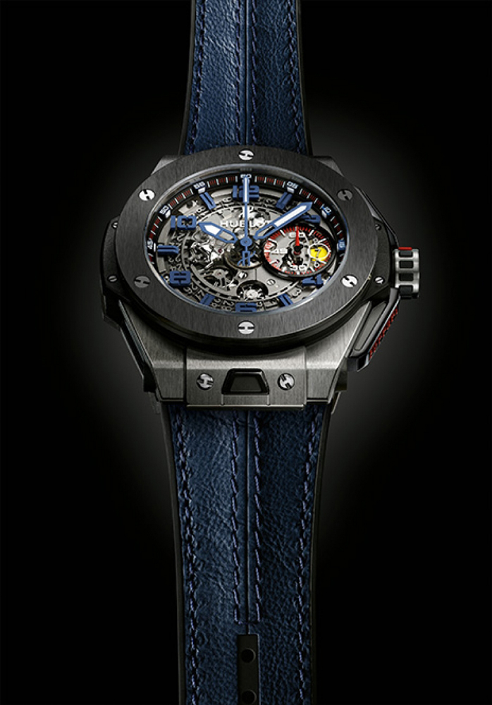 hublot big bang ferrari texas dreamchrono. Black Bedroom Furniture Sets. Home Design Ideas
