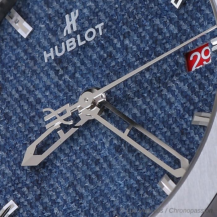 Hublot Classic Fusion Jeans