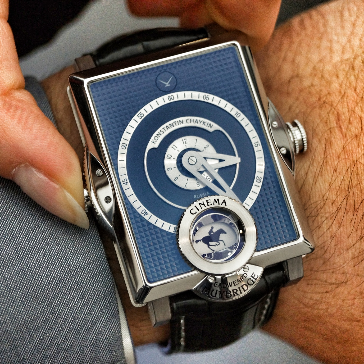 Konstantin Chaykin - Cinema Watch
