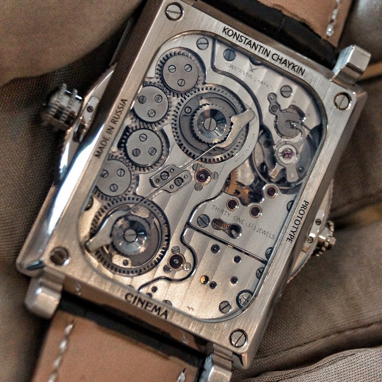 Konstantin Chaykin Cinema Watch Konstantin Chaykin – Cinema