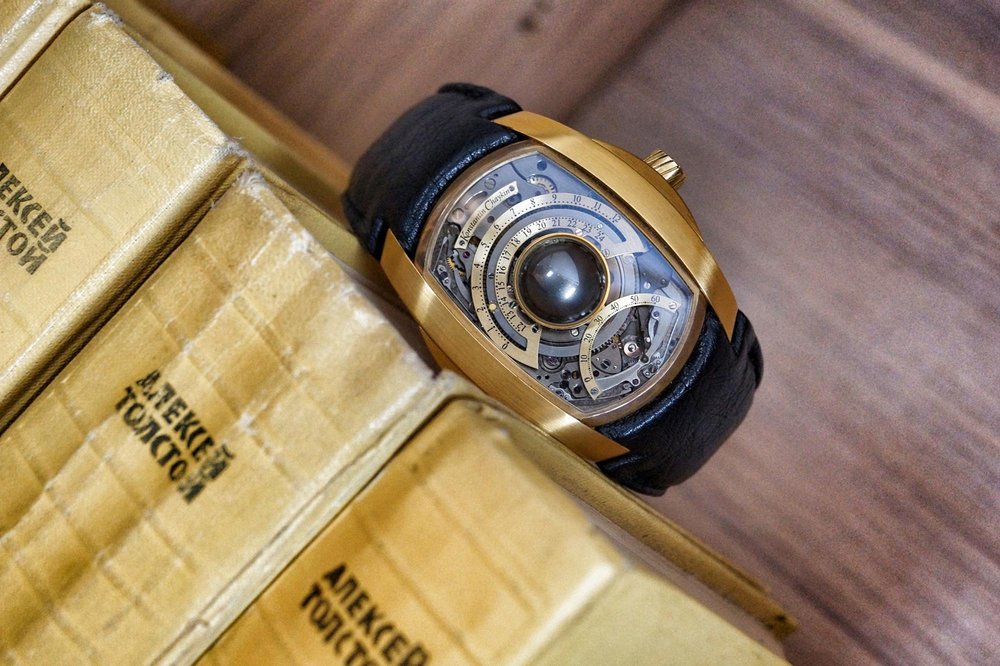 Konstantin Chaykin - Lunokhod Watch