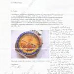 Pogue Seiko 6139 Letter