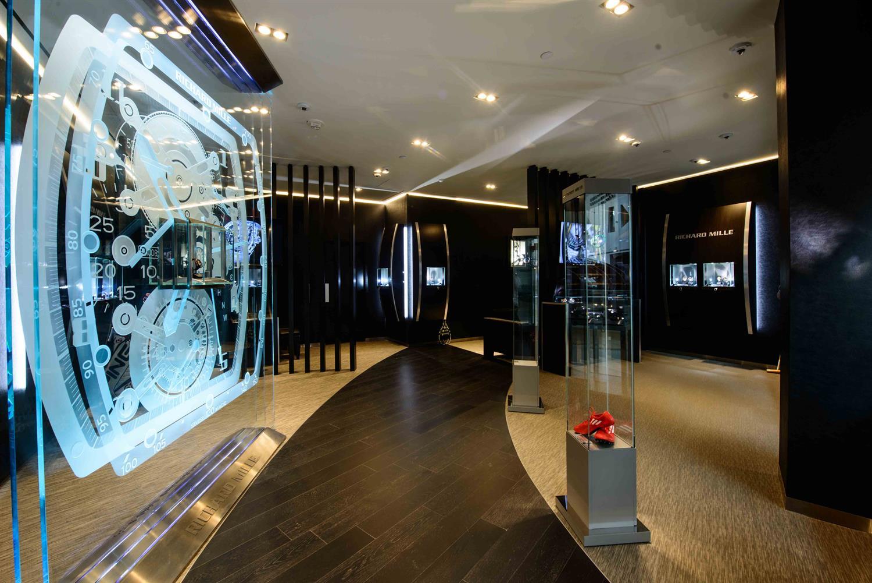 Richard Mille Boutique