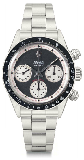 Rolex Daytona Paul Newman (ref: 6263/6239) from 1969