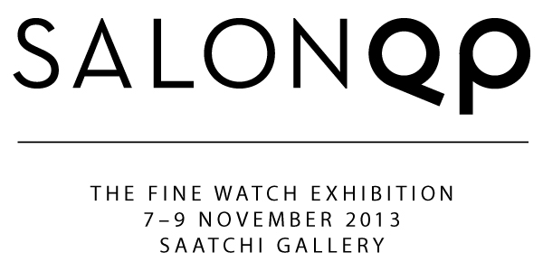 SalonQP 2013 - The Fine Watch Exhibition