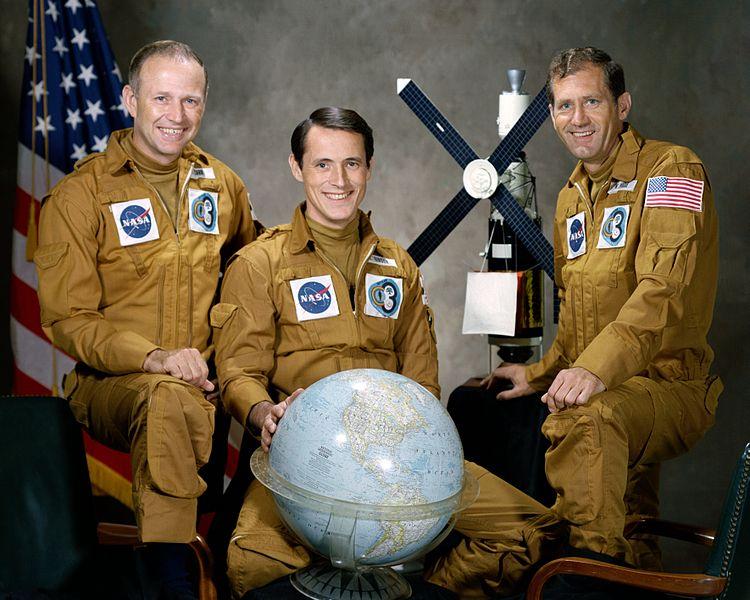 Skylab 4 Astronauts Team