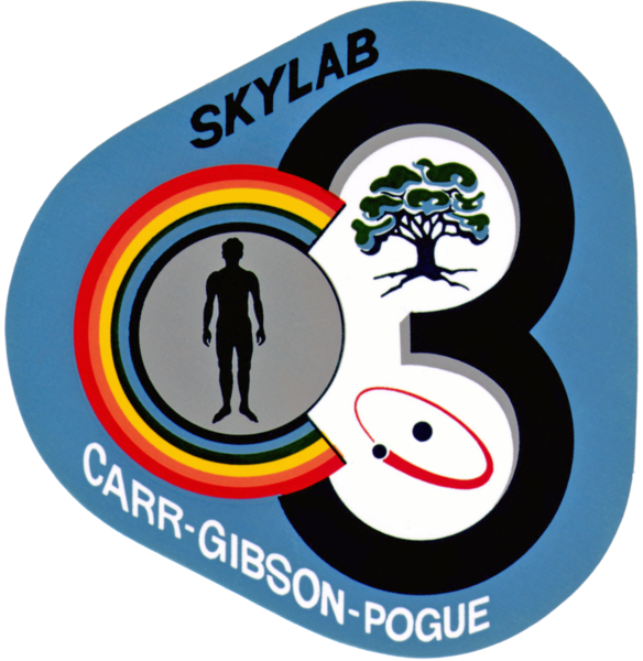Skylab 4 Mission Patch