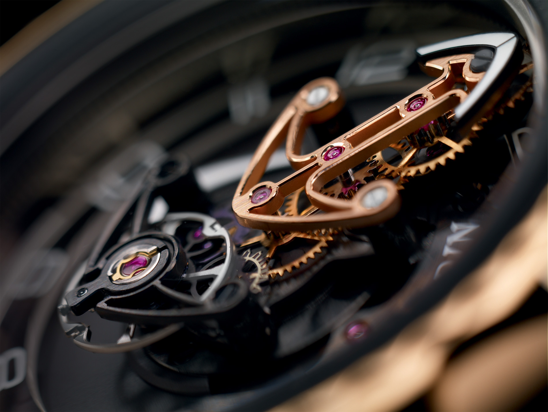 Ulysse Nardin Freak Cruiser - Gear Train